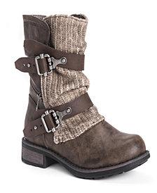 Muk Luks Women's Logan Boots