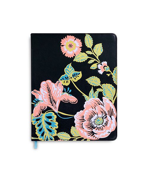 Vera Bradley Vines Floral Journal