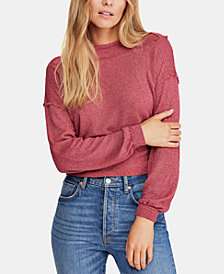 Free People Stay With Me Top