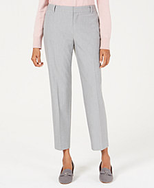 Charter Club Petite Slim Ankle Pants, Created for Macy's
