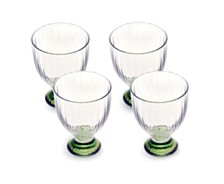 Villeroy & Boch Artesano Nature Green White Wine, Set of 4