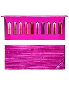MAC 10-Pc. Shiny Pretty Little Things Lip Set - Limited Edition