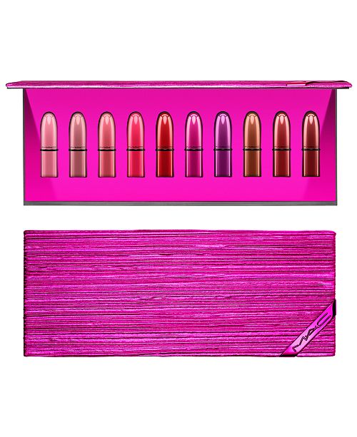 MAC 10-Pc. Shiny Pretty Little Things Lip Set - Limited Edition
