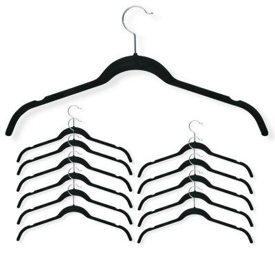 honey can do 12 pc velvet touch shirt hangers cleaning Star Fox Figures main image main image