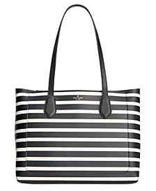 kate spade new york Harbor Lane Toni Leather Tote