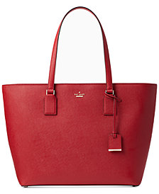 kate spade new york Cameron Street Medium Harmony Saffiano Leather Tote
