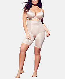 City Chic Plus Size Smooth & Chic Thigh Shaper