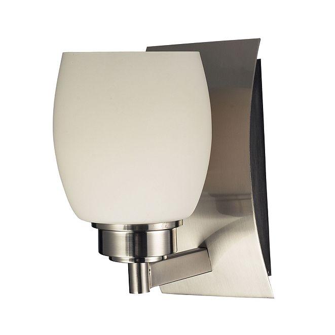 ELK Lighting Northport 1-Light Wb in Satin Nickel