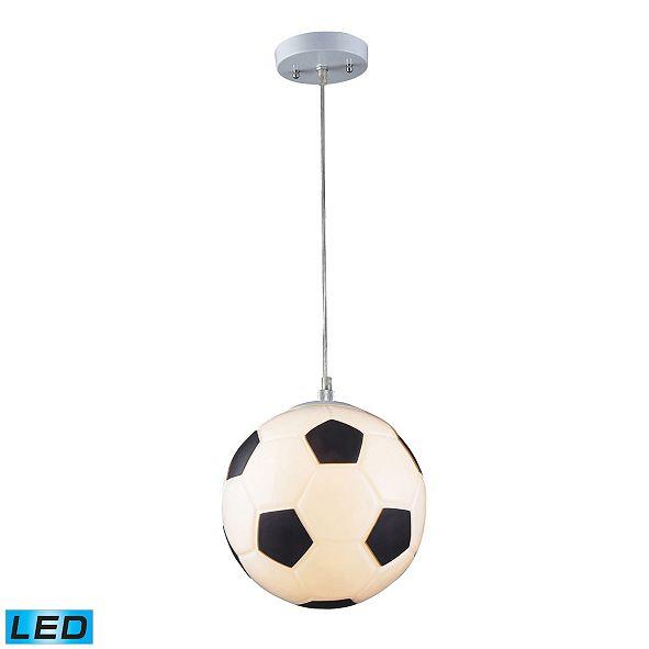 ELK Lighting Novelty Collection Soccer Ball Light