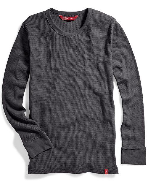 Eastern Mountain Sports EMS® Men's Rowan Thermal Waffle-Knit Shirt