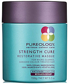 Pureology Strength Cure Restorative Masque, 5.2-oz., from PUREBEAUTY Salon & Spa