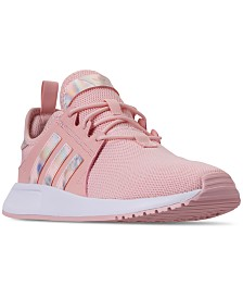 adidas Girls' X-PLR Casual Athletic Sneakers from Finish Line
