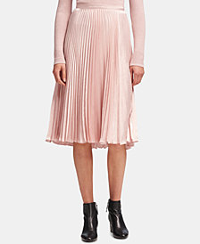 DKNY Pleated Pull-On Skirt, Created for Macy's