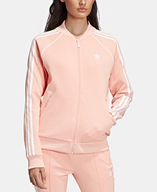 adicolor Superstar Three-Stripe Track Jacket