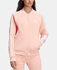 adidas Originals adicolor Superstar Three-Stripe Track Jacket