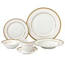 Josephine 24-Pc. Dinnerware Set, Service for 4