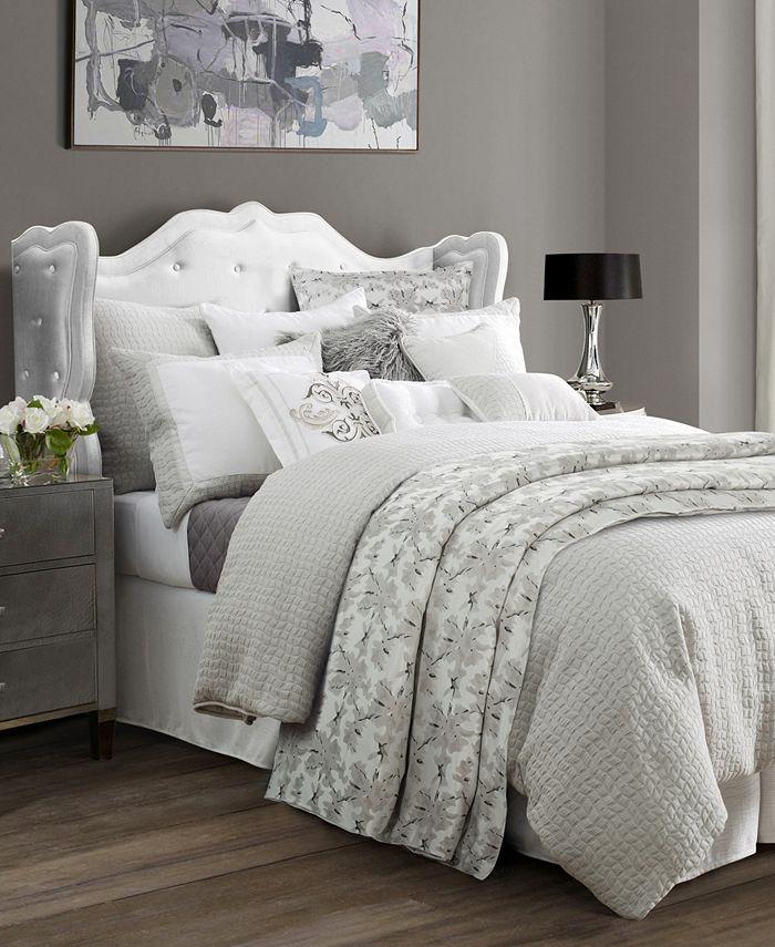HiEnd Accents - 4-PC Wilshire Comforter Set, Super Queen