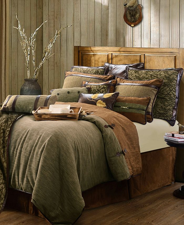 HiEnd Accents - 5-PC Highland Lodge Collection, Full