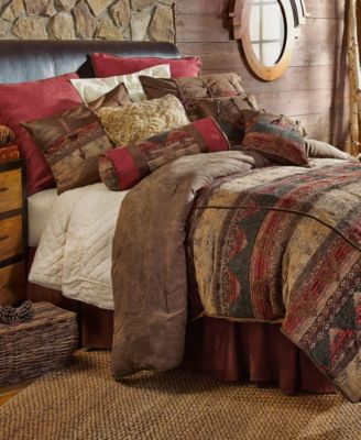 Sierra 6-Piece Full Comforter Set