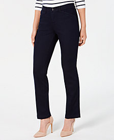 Lee Flex Motion Straight-Leg Jeans