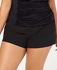 La Blanca Plus Size Board Shorts