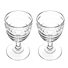 Portmeirion Sophie Conran Large Wine Glasses Set of 2