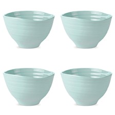 Sophie Conran Celadon Small Footed Bowl Set of 4
