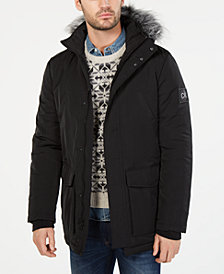 Calvin Klein Men's Heavyweight Puffer Jacket