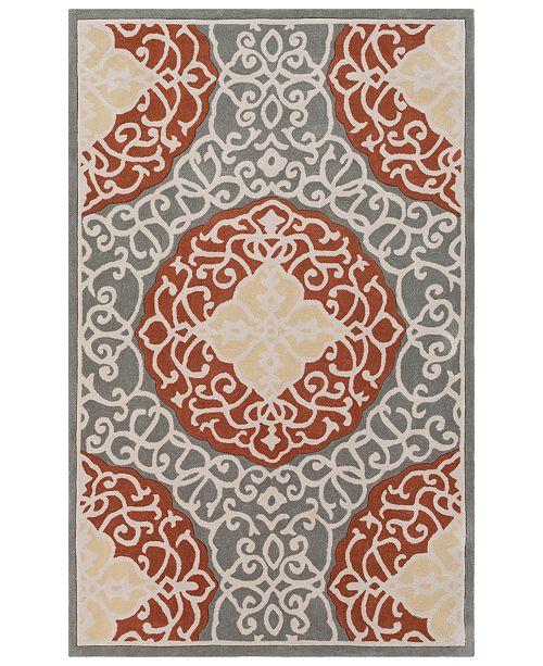 Surya CLOSEOUT!  Cosmopolitan COS-9303 Camel 9' x 13' Area Rug