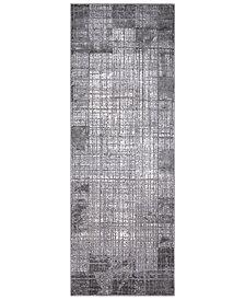 "Surya Tibetan TBT-2306 Taupe 2'7"" x 7'6"" Runner Area Rug"