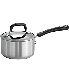 Tramontina Style Polished 1.25 Qt Covered Sauce Pan