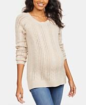 b27c98d126432 Motherhood Maternity Women's Sweaters - Macy's