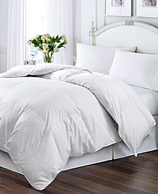 White Feather Down Comforter