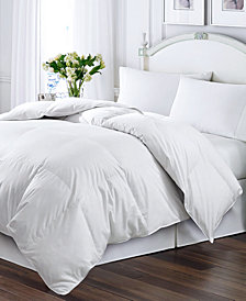 Kathy Ireland Home Essentials White Feather Down Comforter