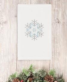 Christmas Crystal 100% Turkish Cotton Hand Towel
