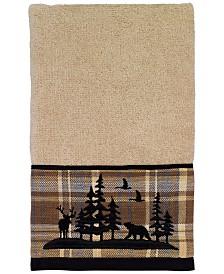 Avanti Woodville Hand Towel