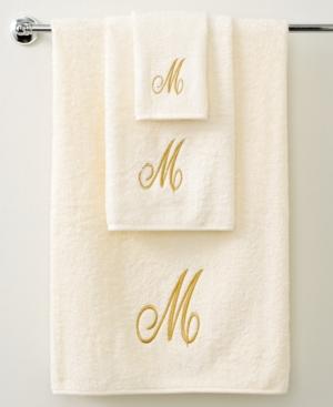 Avanti Bath Towels, Monogram...