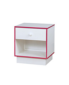 Lena Contemporary Nightstand
