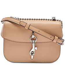 DKNY Ink Crossbody Flap, Created for Macy's