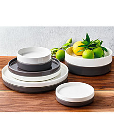 Goodful™ Stackable 20-Pc. Dinnerware Set