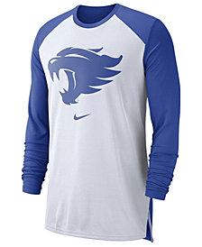 Nike Men's Kentucky Wildcats Breathe Shooter Long Sleeve T-Shirt
