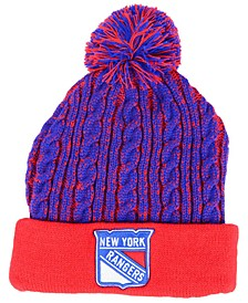 Women's New York Rangers Iconic Ace Knit Hat