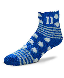 For Bare Feet Duke Blue Devils Homegater Sleep Soft Socks