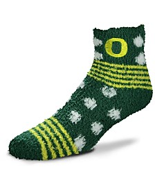 For Bare Feet Oregon Ducks Homegater Sleep Soft Socks