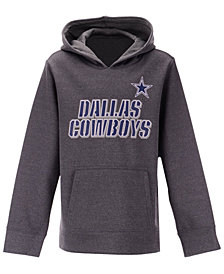 Outerstuff Dallas Cowboys Fleece Hoodie, Big Boys (8-20)