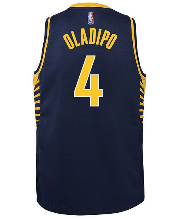 Nike Victor Oladipo Indiana Pacers Icon Replica Jersey, Little Boys (4-7)