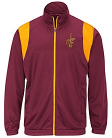 Men's Cleveland Cavaliers Clutch Time Track Jacket