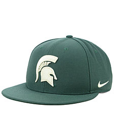 Nike Michigan State Spartans Rivalry Snapback Cap