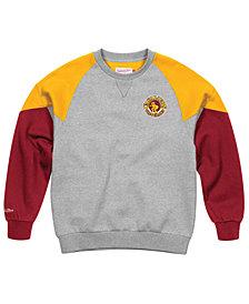 Mitchell & Ness Men's Cleveland Cavaliers Trading Block Crew Sweatshirt
