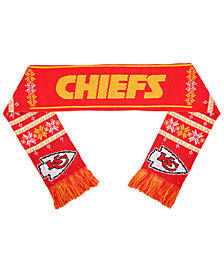 Forever Collectibles Kansas City Chiefs Light Up Scarf
